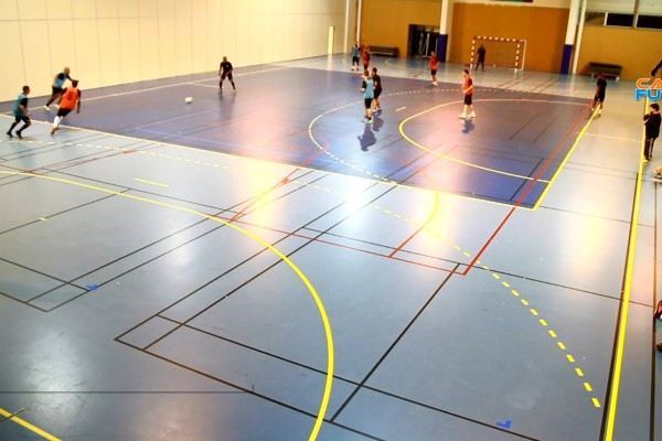 exercice de futsal perception et prise de décision par rafa romero et canalfutsal.com